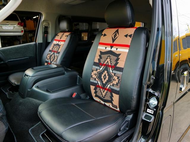 GL FD-BOX3T レジャー仕様 車中泊ベッド 床施工済(2枚目)