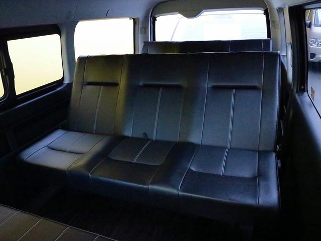 GL FD-BOX3T レジャー仕様 車中泊ベッド 床施工済(3枚目)
