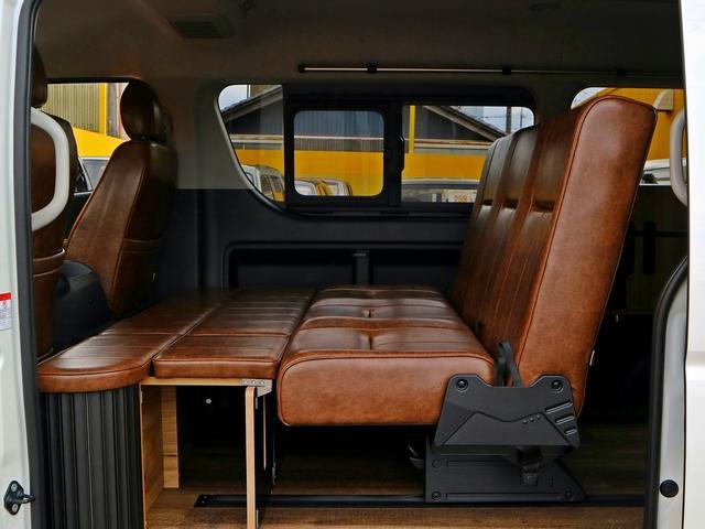 GL ローン金利1.9パーセント 120回 FD-BOX2 車中泊フラットベッド対応 フローリング&シートレール搭載 インテリアパネルSET LEDヘッドライト パワースライドドア PVM スマートキー&プ(14枚目)