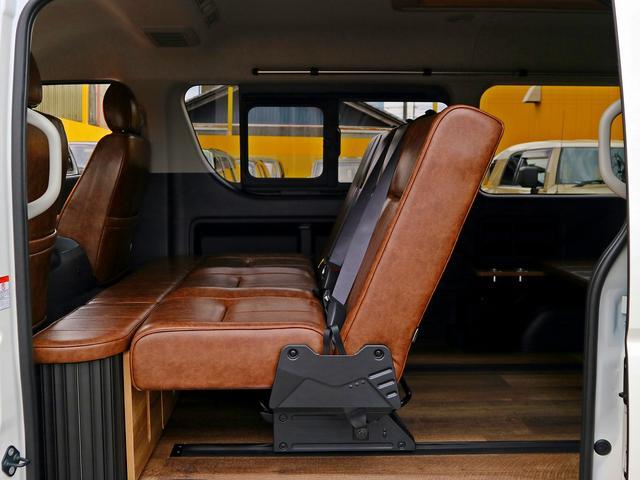 GL ローン金利1.9パーセント 120回 FD-BOX2 車中泊フラットベッド対応 フローリング&シートレール搭載 インテリアパネルSET LEDヘッドライト パワースライドドア PVM スマートキー&プ(32枚目)