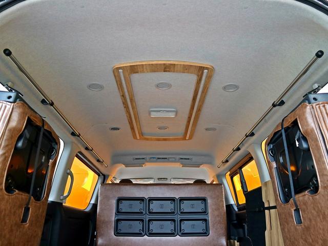 GL ローン金利1.9パーセント 120回 FD-BOX2 車中泊フラットベッド対応 フローリング&シートレール搭載 インテリアパネルSET LEDヘッドライト パワースライドドア PVM スマートキー&プ(55枚目)