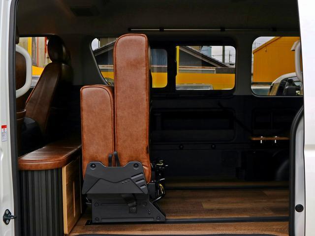 GL ローン金利1.9パーセント 120回 FD-BOX2 車中泊フラットベッド対応 フローリング&シートレール搭載 インテリアパネルSET LEDヘッドライト パワースライドドア PVM スマートキー&プ(60枚目)