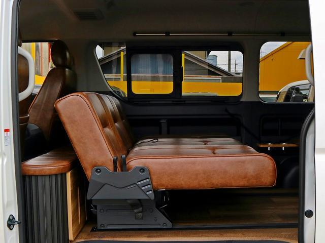 GL ローン金利1.9パーセント 120回 FD-BOX2 車中泊フラットベッド対応 フローリング&シートレール搭載 インテリアパネルSET LEDヘッドライト パワースライドドア PVM スマートキー&プ(61枚目)