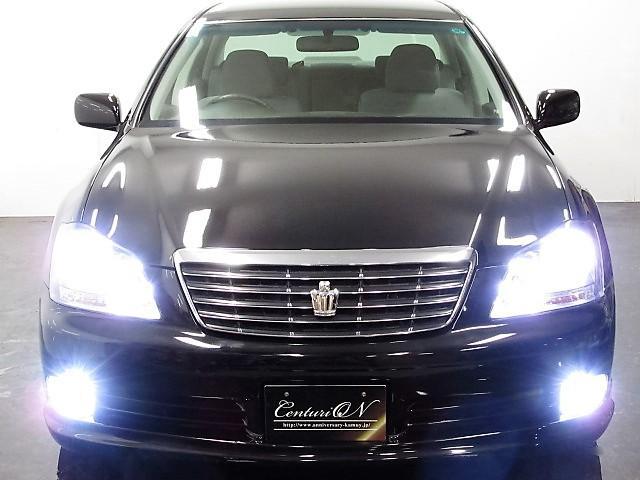 トヨタ クラウン ロイヤルS新品車高調新品20AW新品エアロSMDリング1オナ