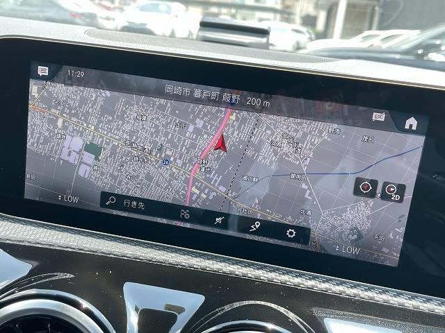 A200d 純正ナビ フルセグ Bluetoothオーディオ レーダーセーフティ ハーフレザーシート シートヒーター メモリ付きパワーシート LEDヘッドライト クリアランスソナー 純正16インチアルミ ETC(3枚目)