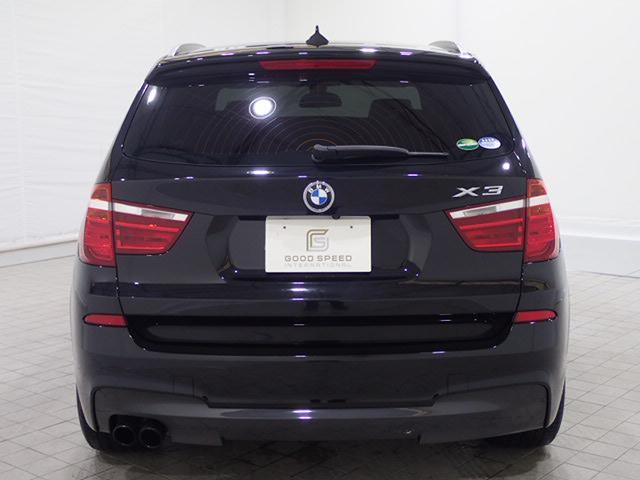 BMW BMW X3 xDrive 28i Mスポーツ 純正ナビ フルセグ ETC