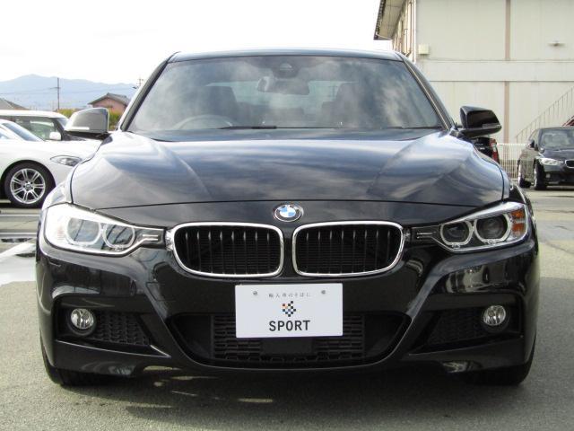 BMW BMW 320i Mスポーツ 1オーナー 純正ナビ レーダーセイフ