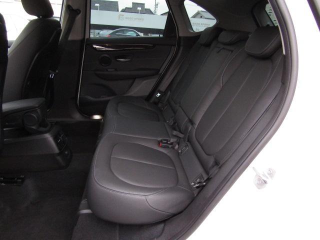 BMW BMW 218dアクティブツアラー ラグジュアリー コンf-トPKG