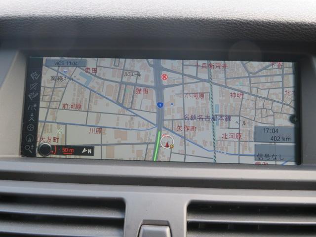 xDrive 35i 後期 サンルーフ 茶革 純正ナビ AW(4枚目)