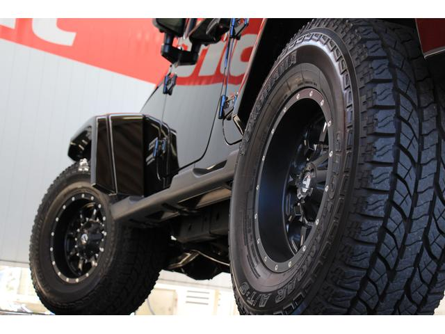 クライスラー・ジープ クライスラージープ ラングラーアンリミテッド スポーツ 禁煙 リフトアップ US仕様バンパー フルカスタム