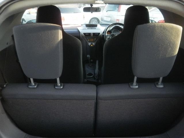 トヨタ iQ 100G スマートエントリー プッシュスタート