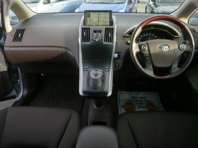 トヨタ SAI S LEDエディション 特別仕様 LEDヘッド HDD