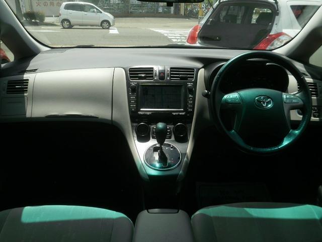 トヨタ マークXジオ 240F メーカーナビ プッシュスタート