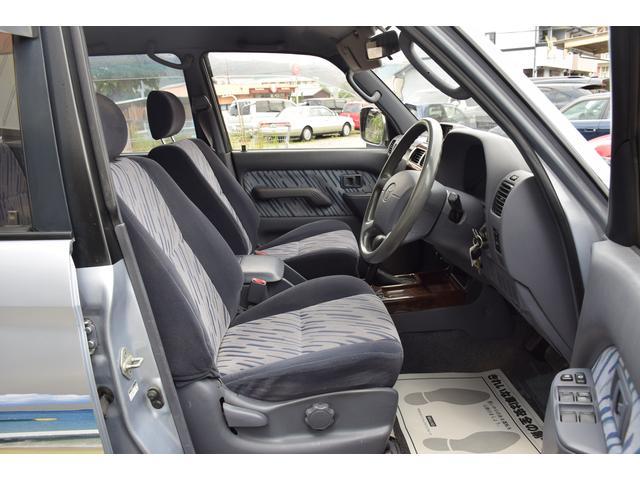 トヨタ ランドクルーザープラド TX ディーゼルターボ 4WD 社外アルミ キーレス
