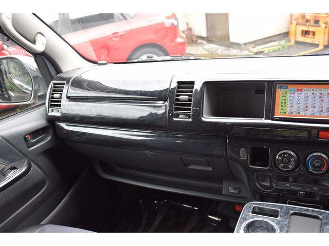トヨタ ハイエースバン SロングDX ディーゼル 4WD キャンピング 3型フェイス