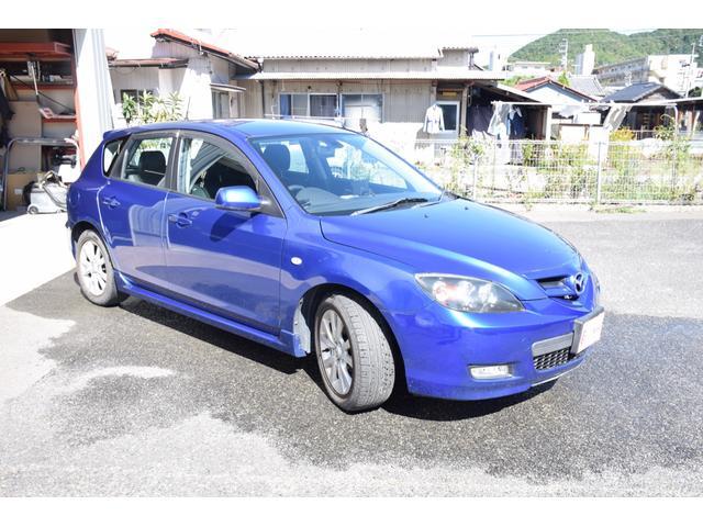「マツダ」「アクセラスポーツ」「コンパクトカー」「岐阜県」の中古車3