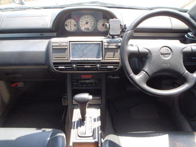 Xtt 4WD キセノン ナビ・DVD再生 ETC(5枚目)