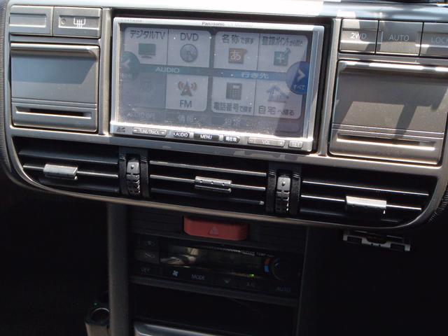 Xtt 4WD キセノン ナビ・DVD再生 ETC(6枚目)