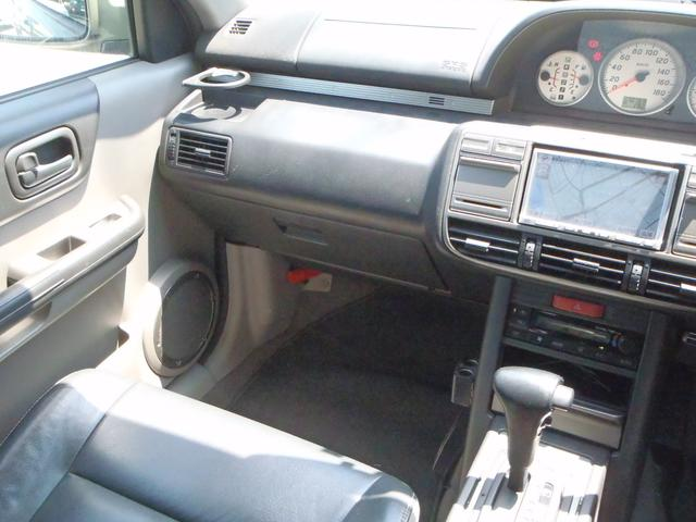 Xtt 4WD キセノン ナビ・DVD再生 ETC(18枚目)