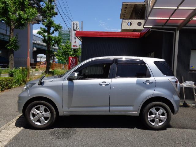 トヨタ ラッシュ G 4WD フルセグナビTV HID キーレス