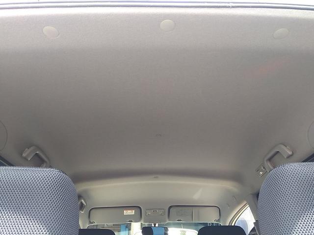 天井も大きなシミやキズ等なくきれいな状態です☆☆車内もキレイで嫌な臭いもありません☆三品自動車では防カビ・防菌内装コーティングもご依頼・施工可能です♪