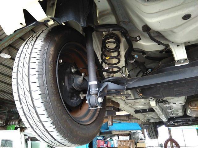 タイヤは交換済みで、安心して乗れます。