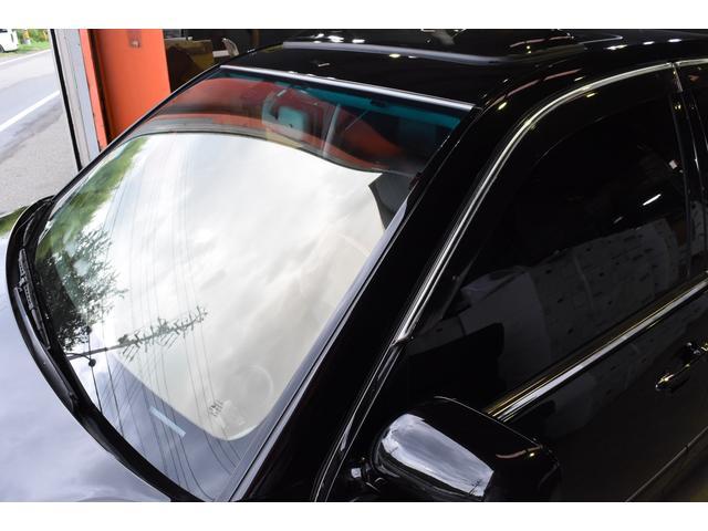 レクサス レクサス LS430 2006年最終モデル 車高調20インチAW 黒革サンルーフ