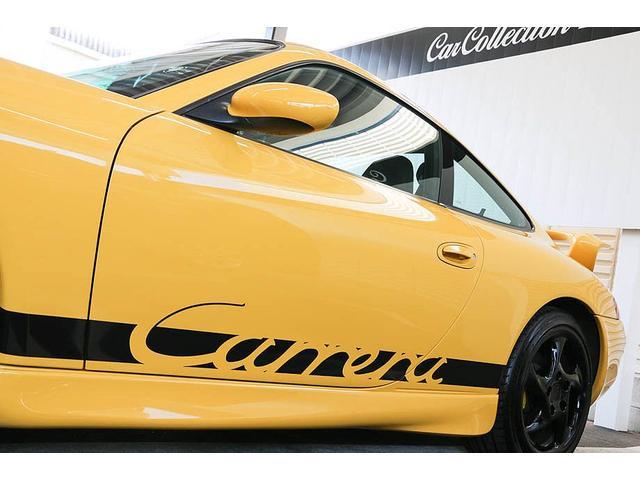 ポルシェ ポルシェ 911カレラ4 GT3ルックエアロ/リアウイング 正規D車