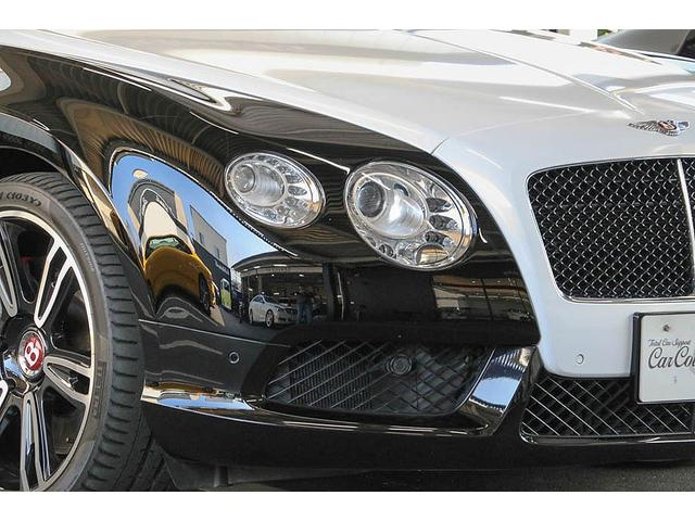 ベントレー ベントレー コンチネンタル GT V8 マリナードライビングスペック ツートンラッピング