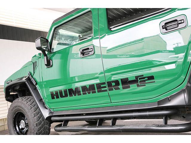 「ハマー」「ハマーH2」「SUV・クロカン」「愛知県」の中古車27