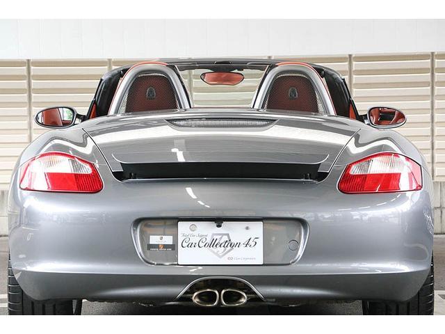 ボクスターS 正規ディーラー車 左ハンドル シールグレーメタリック レッドレザーインテリア ブラウンソフトトップ HIDヘッドライト カロッツェリアナビ フルセグTV バックカメラ シートヒーター レッドキャリパー(21枚目)