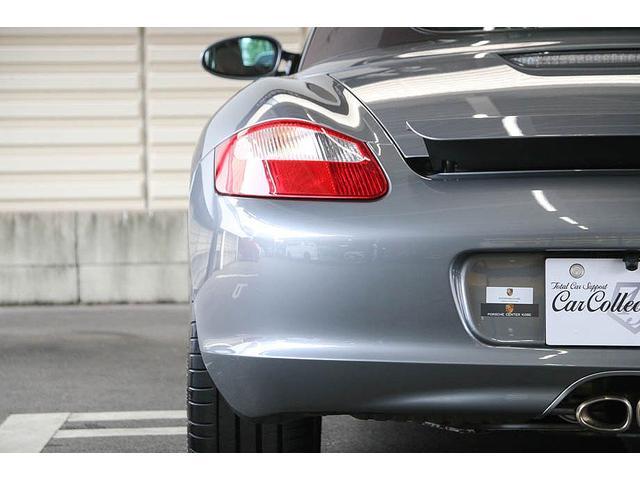 ボクスターS 正規ディーラー車 左ハンドル シールグレーメタリック レッドレザーインテリア ブラウンソフトトップ HIDヘッドライト カロッツェリアナビ フルセグTV バックカメラ シートヒーター レッドキャリパー(31枚目)