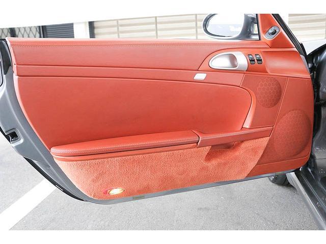 ボクスターS 正規ディーラー車 左ハンドル シールグレーメタリック レッドレザーインテリア ブラウンソフトトップ HIDヘッドライト カロッツェリアナビ フルセグTV バックカメラ シートヒーター レッドキャリパー(38枚目)