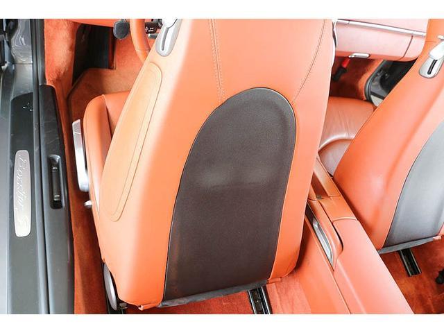 ボクスターS 正規ディーラー車 左ハンドル シールグレーメタリック レッドレザーインテリア ブラウンソフトトップ HIDヘッドライト カロッツェリアナビ フルセグTV バックカメラ シートヒーター レッドキャリパー(48枚目)