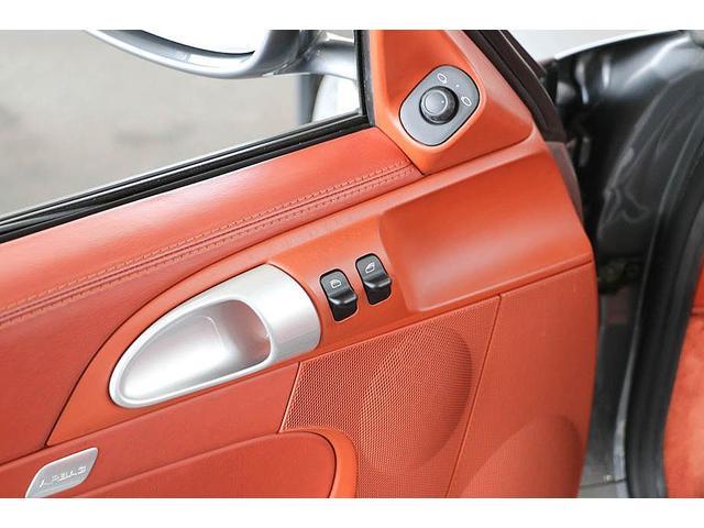 ボクスターS 正規ディーラー車 左ハンドル シールグレーメタリック レッドレザーインテリア ブラウンソフトトップ HIDヘッドライト カロッツェリアナビ フルセグTV バックカメラ シートヒーター レッドキャリパー(66枚目)