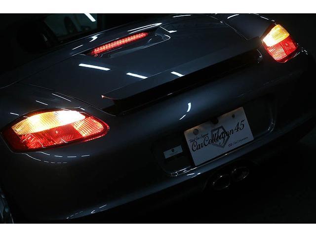ボクスターS 正規ディーラー車 左ハンドル シールグレーメタリック レッドレザーインテリア ブラウンソフトトップ HIDヘッドライト カロッツェリアナビ フルセグTV バックカメラ シートヒーター レッドキャリパー(79枚目)