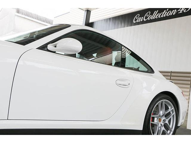 911カレラ4S 後期型 PDK 正規ディーラー車 左ハンドル スポーツクロノパッケージ オールレッドレザーインテリア シートヒーター HIDヘッドライト 純正19inホイール レッドキャリパー 純正ナビ バックカメラ(6枚目)