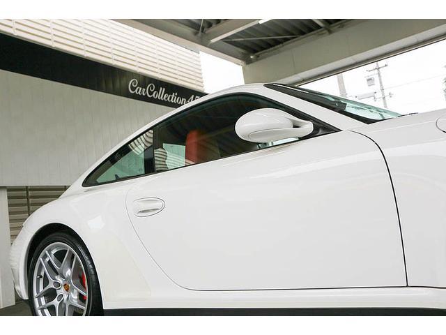 911カレラ4S 後期型 PDK 正規ディーラー車 左ハンドル スポーツクロノパッケージ オールレッドレザーインテリア シートヒーター HIDヘッドライト 純正19inホイール レッドキャリパー 純正ナビ バックカメラ(9枚目)