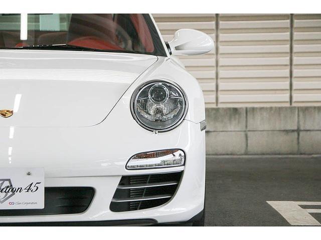 911カレラ4S 後期型 PDK 正規ディーラー車 左ハンドル スポーツクロノパッケージ オールレッドレザーインテリア シートヒーター HIDヘッドライト 純正19inホイール レッドキャリパー 純正ナビ バックカメラ(12枚目)