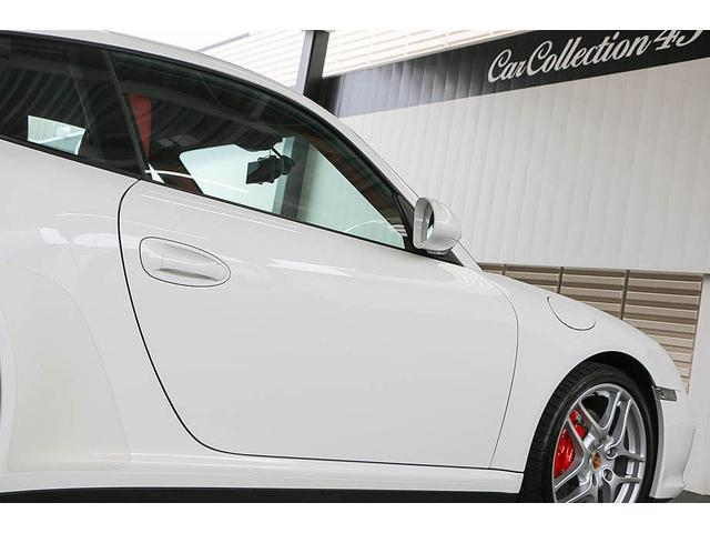 911カレラ4S 後期型 PDK 正規ディーラー車 左ハンドル スポーツクロノパッケージ オールレッドレザーインテリア シートヒーター HIDヘッドライト 純正19inホイール レッドキャリパー 純正ナビ バックカメラ(24枚目)