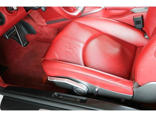 911カレラ4S 後期型 PDK 正規ディーラー車 左ハンドル スポーツクロノパッケージ オールレッドレザーインテリア シートヒーター HIDヘッドライト 純正19inホイール レッドキャリパー 純正ナビ バックカメラ(35枚目)