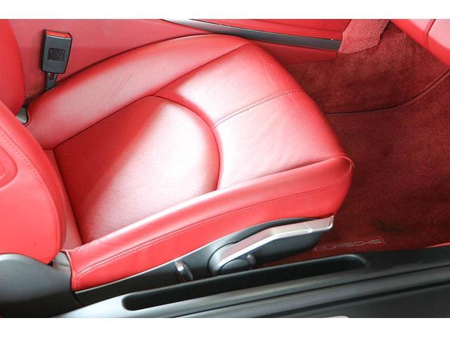 911カレラ4S 後期型 PDK 正規ディーラー車 左ハンドル スポーツクロノパッケージ オールレッドレザーインテリア シートヒーター HIDヘッドライト 純正19inホイール レッドキャリパー 純正ナビ バックカメラ(38枚目)
