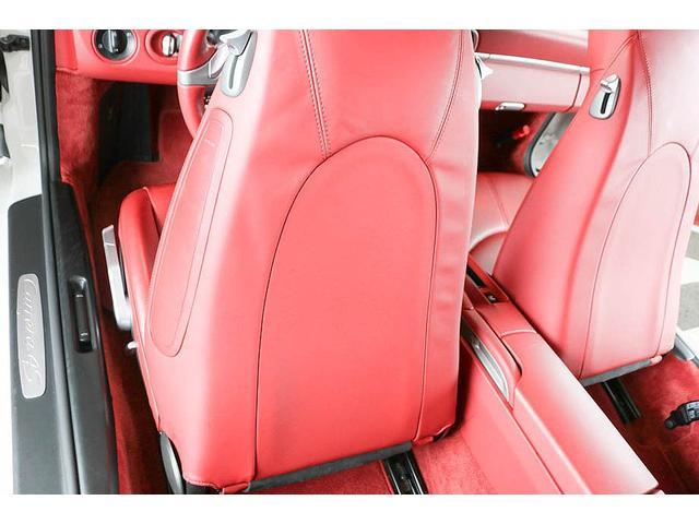 911カレラ4S 後期型 PDK 正規ディーラー車 左ハンドル スポーツクロノパッケージ オールレッドレザーインテリア シートヒーター HIDヘッドライト 純正19inホイール レッドキャリパー 純正ナビ バックカメラ(42枚目)