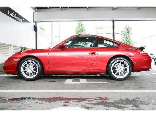 911カレラ 正規ディーラー車 右ハンドル オリエントレッド外装 後期モデル ライトグレーレザー レザーシート アルカンターラルーフライナー サンルーフ BOSEサウンドシステム ドライブレコーダー GPSレーダー(30枚目)