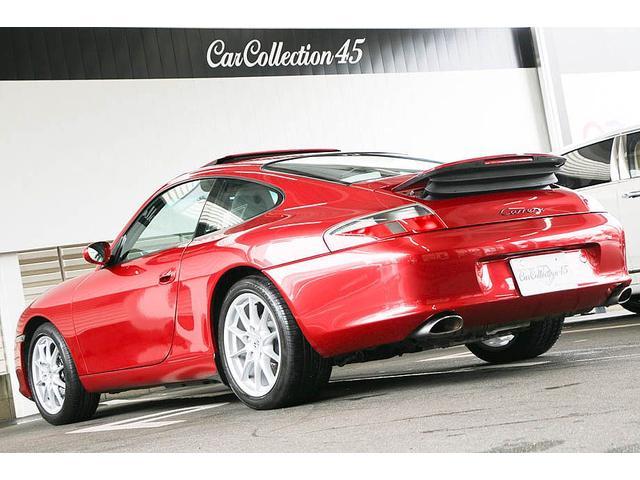 911カレラ 正規ディーラー車 右ハンドル オリエントレッド外装 後期モデル ライトグレーレザー レザーシート アルカンターラルーフライナー サンルーフ BOSEサウンドシステム ドライブレコーダー GPSレーダー(31枚目)