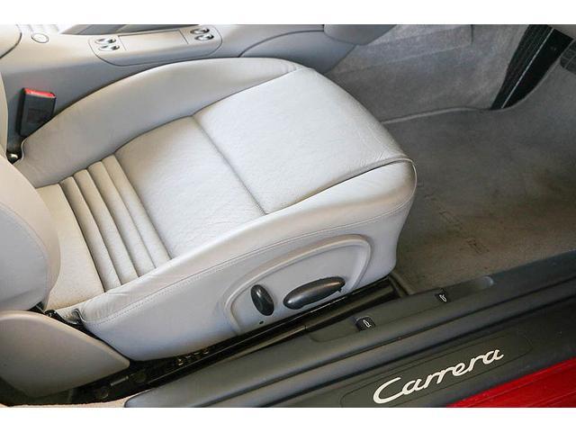 911カレラ 正規ディーラー車 右ハンドル オリエントレッド外装 後期モデル ライトグレーレザー レザーシート アルカンターラルーフライナー サンルーフ BOSEサウンドシステム ドライブレコーダー GPSレーダー(34枚目)