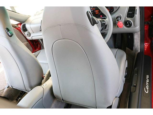 911カレラ 正規ディーラー車 右ハンドル オリエントレッド外装 後期モデル ライトグレーレザー レザーシート アルカンターラルーフライナー サンルーフ BOSEサウンドシステム ドライブレコーダー GPSレーダー(41枚目)