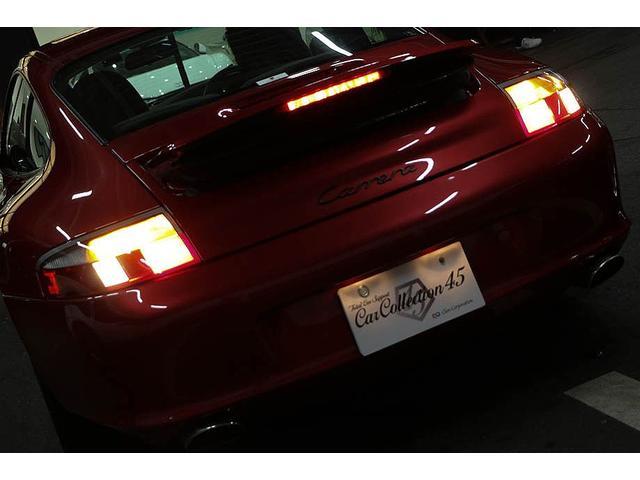 911カレラ 正規ディーラー車 右ハンドル オリエントレッド外装 後期モデル ライトグレーレザー レザーシート アルカンターラルーフライナー サンルーフ BOSEサウンドシステム ドライブレコーダー GPSレーダー(79枚目)