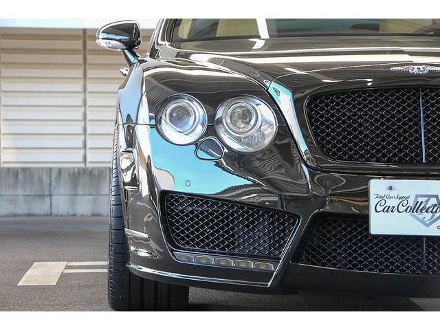 フライングスパー マイナーチェンジ後モデル 後期マンソリーエアロ/LEDライト付Fスポイラー Sスカート Rスカート グリル トランクスポイラー マフラーカッター/ 全席シートヒーター・クーラー Bluetooth接続(10枚目)