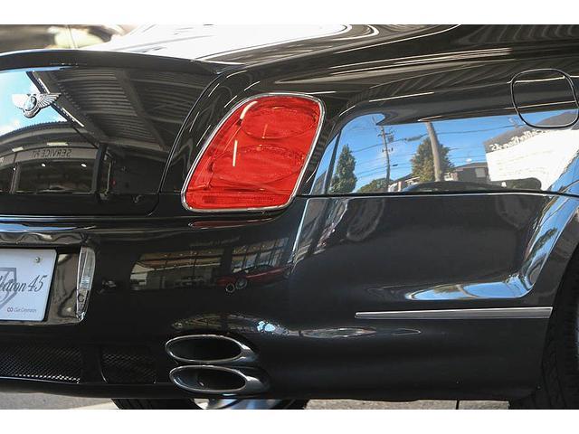 フライングスパー マイナーチェンジ後モデル 後期マンソリーエアロ/LEDライト付Fスポイラー Sスカート Rスカート グリル トランクスポイラー マフラーカッター/ 全席シートヒーター・クーラー Bluetooth接続(25枚目)